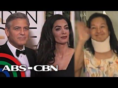Asawa ni George Clooney, abogado ni GMA