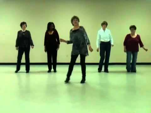 Cab Driver Line Dance (Teach & Demo