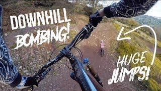 Amazing Downhill Day!!