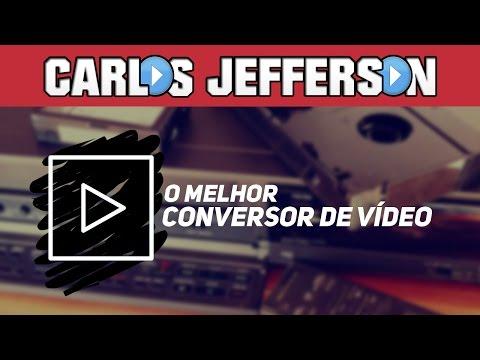 SAIU! O melhor programa para CONVERTER VÍDEOS em QUALQUER FORMATO DE GRAÇA! (2017)