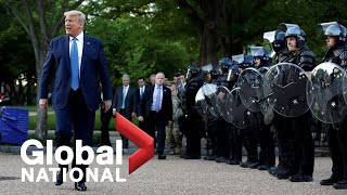 Global National: June 1, 2020 | America on edge as violent protests rock the nation