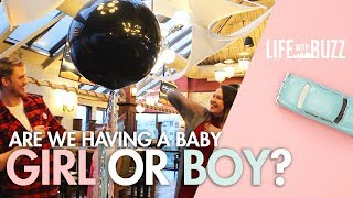 ARE WE HAVING A BOY OR GIRL? BABY GENDER REVEAL