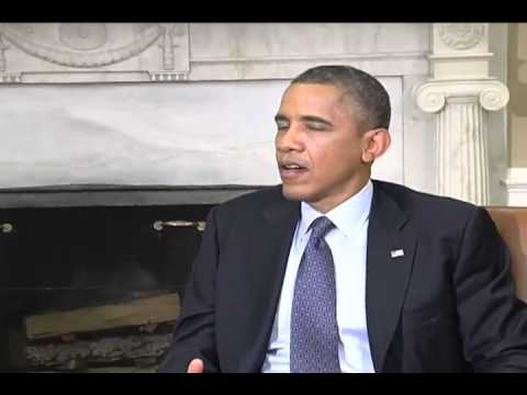 Meeting with U.S. President Barack Obama 6/8/2012