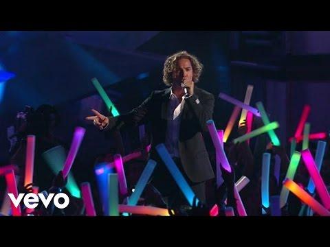 David Bisbal El Ruido Premios Juventud 2012