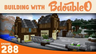 Minecraft :: CUTE DOWNTOWN! :: Minecraft Building w/ BdoubleO :: ep 288