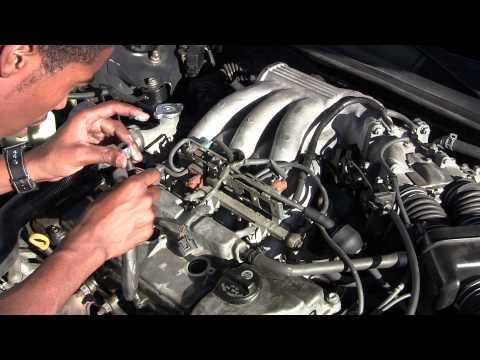 Change Lexus Es300 Spark Plugs (The Easy 3)