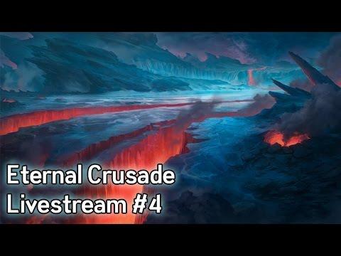 Warhammer 40K: Eternal Crusade Livestream - Episode 4