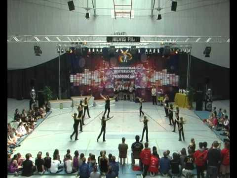 Dancing Angels - Norddeutsche Meisterschaft 2011