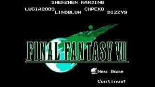 【Final Fantasy VII】NES 普通にプレイ【FC版】#2