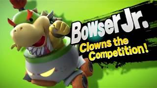 Real Bowser Jr. reavel trailer