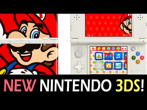 Discussion - NEW Nintendo 3DS System!