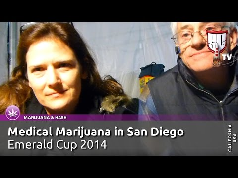 Emerald Cup 2014 - Medical Marijuana in San Diego California - Smokers Guide TV