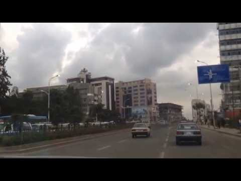 Addis Ababa Meskel Square Ghion Hotel And Bole Areas