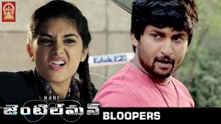 Nani Gentleman Telugu Movie  Bloopers  Nani  Surab