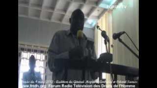 Procès du 4 mars 2012   Audition du Général Mopenza et Colonel Saouss