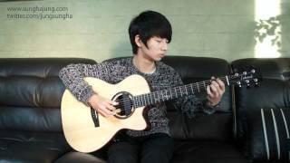 (Toni Braxton) Un-break My Heart - Sungha Jung
