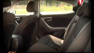 Обзор Hyundai ELANTRA 2011