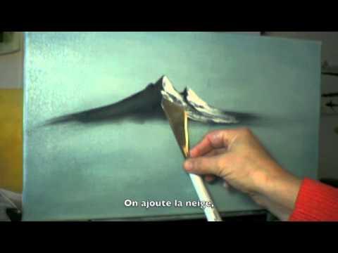 Naissance d 39 une montagne youtube for Peindre une baignoire en acrylique