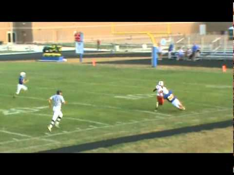 Blake Luker Freshman Football Highlights, New Palestine High School