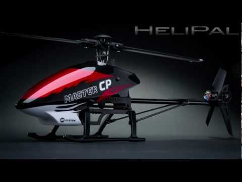 HeliPal.com - Walkera HM Master CP Helicopter Outdoor Test Flight