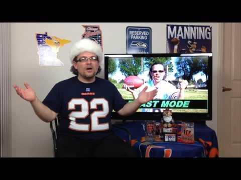 Big Balls Fantasy Football - Broncos Peyton Manning is a Beast - Week 16 Picks - 121