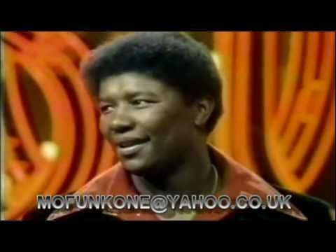 WILLIE HUTCH - SUNSHINE LADY.TV PERFORMANCE 1975