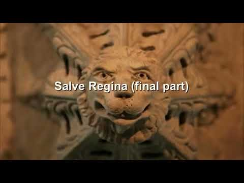 Chant of the Templars - Salve Regina FULL 14:35 MIN