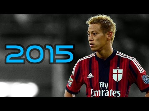 Keisuke Honda | Goal, Skills, Passes, Tackles | Milan | 2014/2015 (HD)