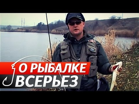Ловля Окуня с Берега. №37