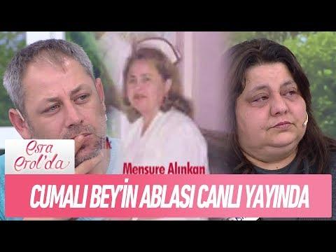 Cumali Bey'in ablası canlı yayına bağlandı - Esra Erol'da 29 Aralık 2017