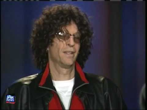 Howard Stern tells Bill O Reilly to calm down and sit back in his chair