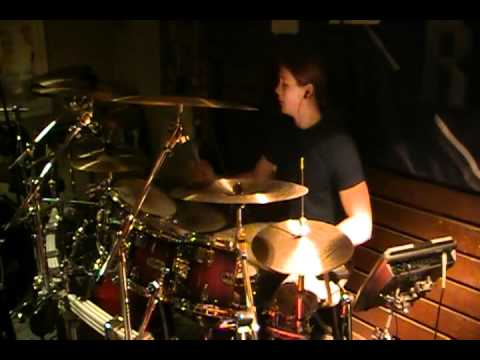 Drummer Of Catafalc  & Anal Caves! video