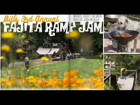 BILLS WHEELS | 3rd Annual FAJITA RAMP JAM