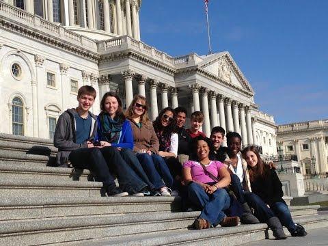 Eastbrook Academy D.C. Trip 2013