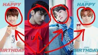 4 Idols Born On The Same Day | مواليد اليوم