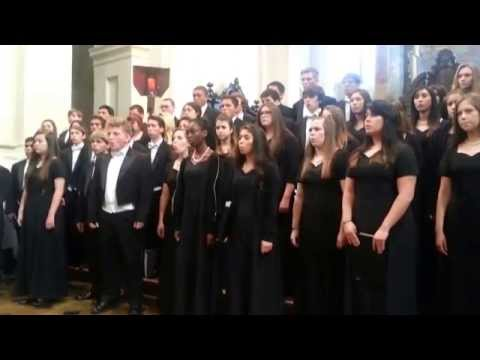 Heritage Christian Prague Choir- Miserere Mei