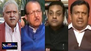 Vijay Mallya Arrested, Endgame Begins?: The Newshour Debate (18th April)