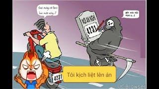 Phim hoạt hình hài hước Crazy Racer - Phim hoạt hình hài hước Racing_HD