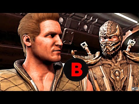 Mortal Kombat X All Passed Quick Time Events