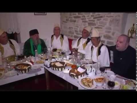 Këngë për Çerçiz Topullin - Grupi Ergjëria