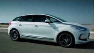 Citroen DS5 Hybrid4 commercial (price and specs)