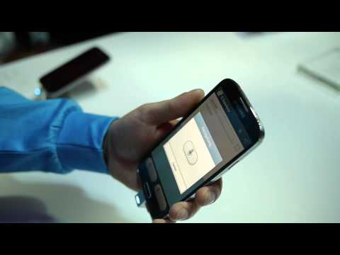 Samsung Galaxy S 4 Group Play and S Translator demo