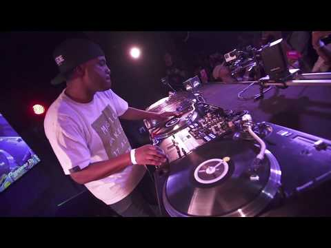 DJ EASE || 2017 Red Bull 3Style US FINALS (winning set)