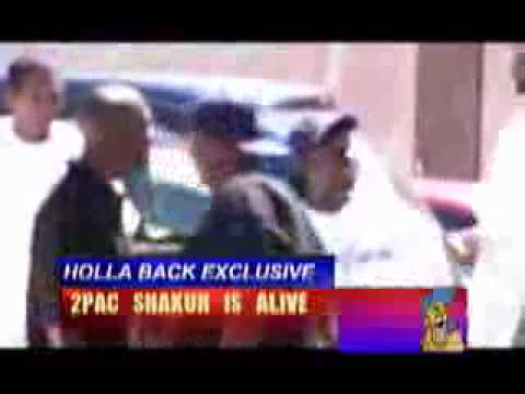 Tupac Shakur Is ALive!!!! (video in Cuba).flv