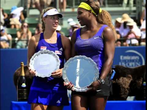 Serena Williams Wins WTA Stanford Title