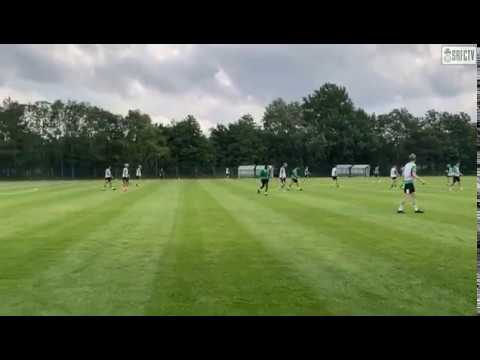 Training Session June 2020