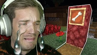 Minecraft can sometimes be bad.. Minecraft with Jacksepticeye - Part 10