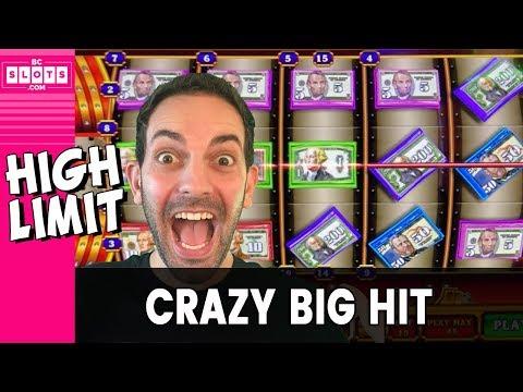 🤪 CRAZY Money = CRAZY Big Hit 💵 High Limit INSANITY 💥 ✦ BCSlots #AD thumbnail