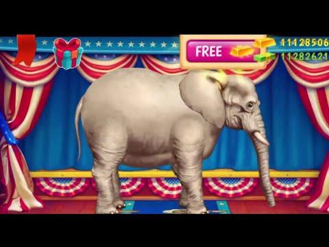 Buddy a fost călcat de elefant