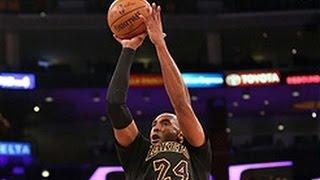 Top 10 NBA Plays October 31st